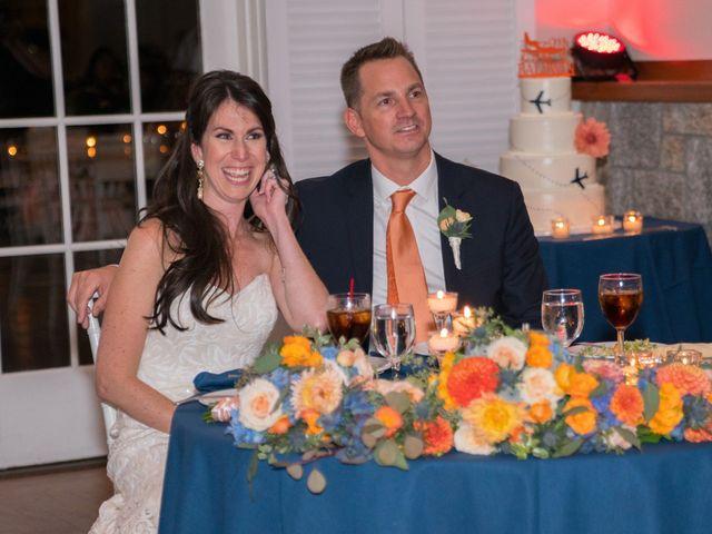 Daniel and Lauren's Wedding in Rye, New York 92