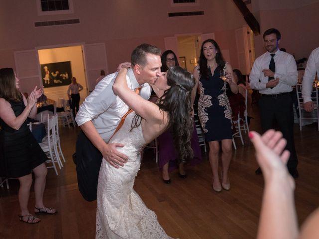 Daniel and Lauren's Wedding in Rye, New York 104