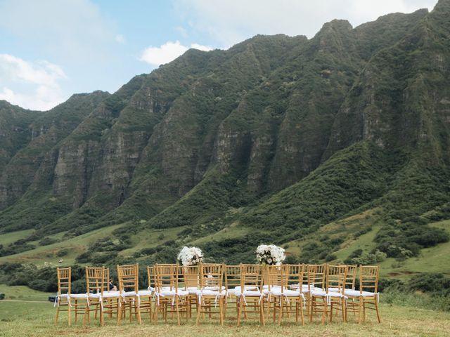 Zeke and Kimberley's Wedding in Kaneohe, Hawaii 2