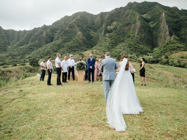 Zeke and Kimberley's Wedding in Kaneohe, Hawaii 8