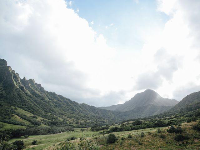 Zeke and Kimberley's Wedding in Kaneohe, Hawaii 15