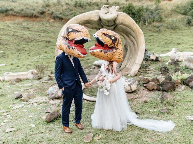 Zeke and Kimberley's Wedding in Kaneohe, Hawaii 19