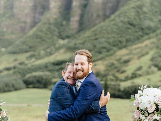 Zeke and Kimberley's Wedding in Kaneohe, Hawaii 24