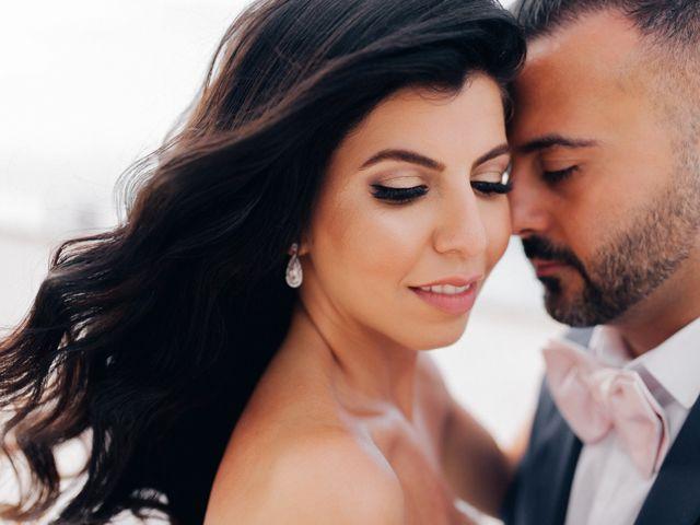 The wedding of Sadaf and Navid