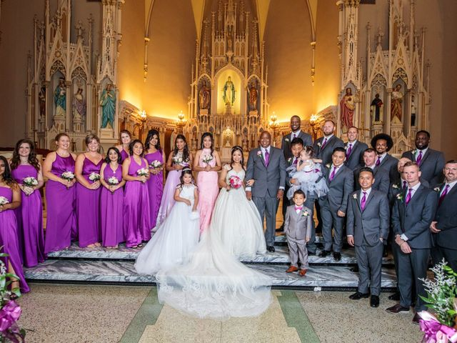 Ronald and Jo-Anna's Wedding in Evansville, Indiana 24