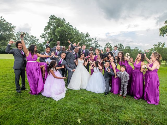 Ronald and Jo-Anna's Wedding in Evansville, Indiana 34