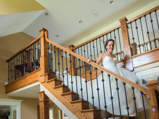 Johnathan and Marie's Wedding in Rochester, New York 5