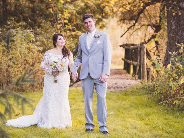 The wedding of Kacey and Nick