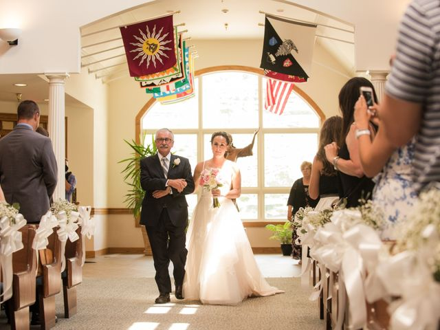 Johnathan and Marie's Wedding in Rochester, New York 7