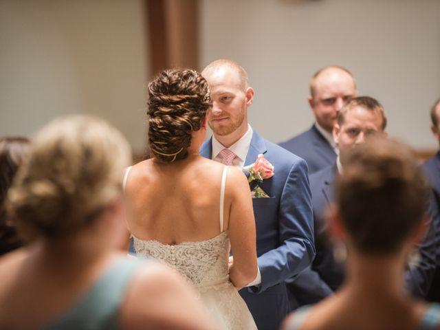 Johnathan and Marie's Wedding in Rochester, New York 9