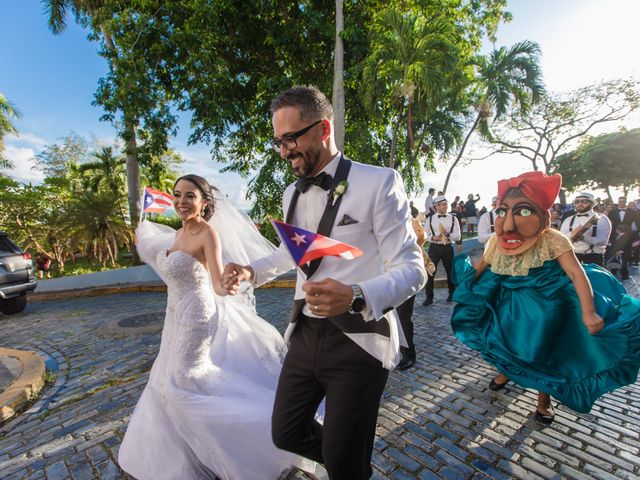 Eric and Ary's Wedding in San Juan, Puerto Rico 4