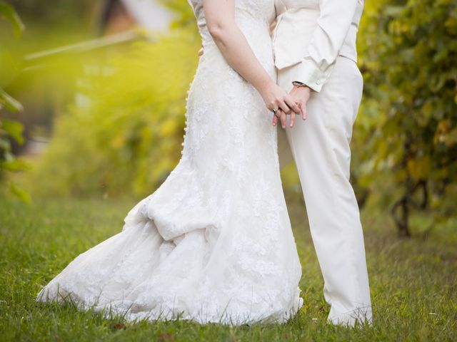 Martha and Victoria's Wedding in Sylva, North Carolina 7
