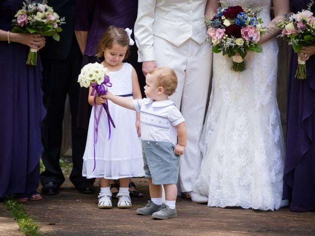Martha and Victoria's Wedding in Sylva, North Carolina 9