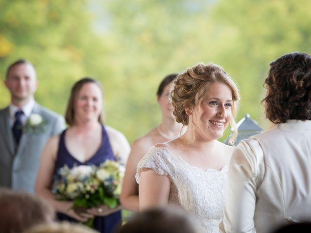 Martha and Victoria's Wedding in Sylva, North Carolina 14