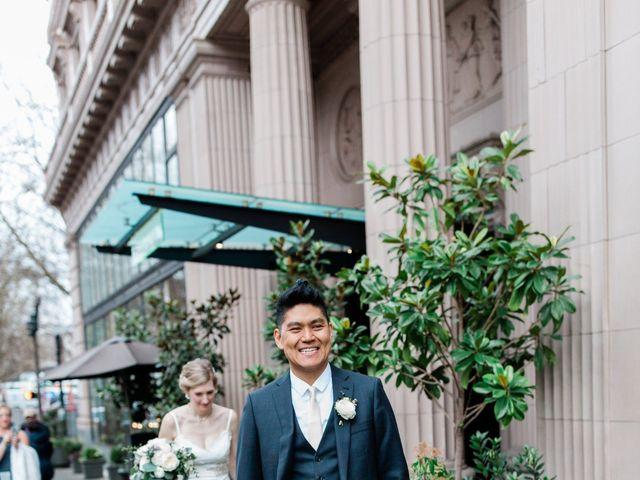 Jojoe and Meegan's Wedding in Portland, Oregon 16