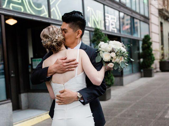 Jojoe and Meegan's Wedding in Portland, Oregon 17