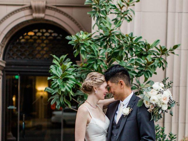 Jojoe and Meegan's Wedding in Portland, Oregon 18