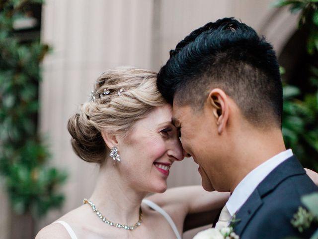 Jojoe and Meegan's Wedding in Portland, Oregon 1
