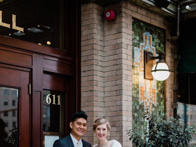 Jojoe and Meegan's Wedding in Portland, Oregon 20