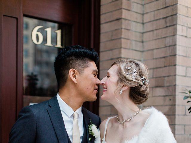 Jojoe and Meegan's Wedding in Portland, Oregon 21