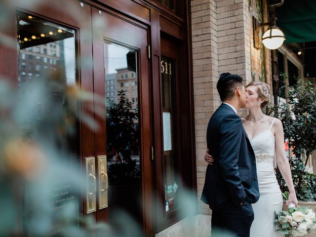 Jojoe and Meegan's Wedding in Portland, Oregon 2