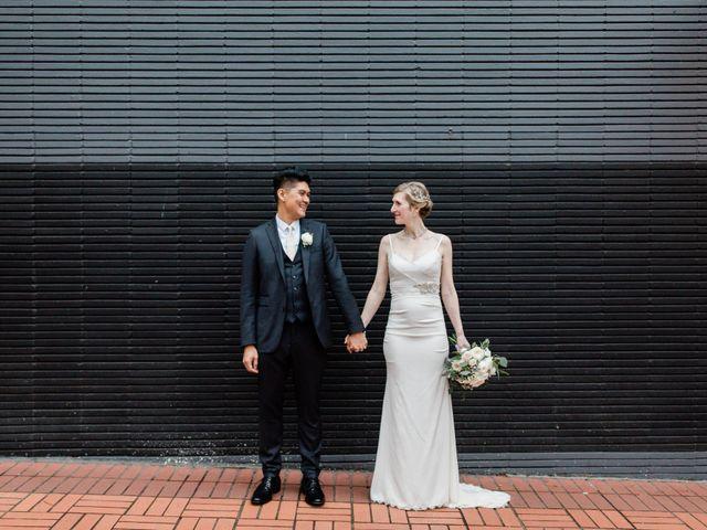 Jojoe and Meegan's Wedding in Portland, Oregon 23