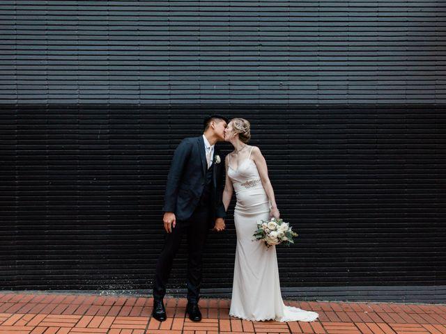 Jojoe and Meegan's Wedding in Portland, Oregon 24