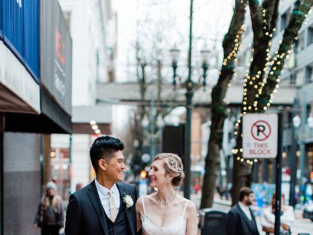 Jojoe and Meegan's Wedding in Portland, Oregon 25