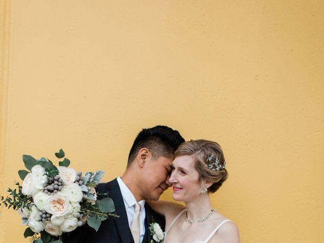 Jojoe and Meegan's Wedding in Portland, Oregon 27