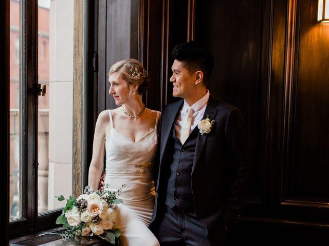 Jojoe and Meegan's Wedding in Portland, Oregon 29