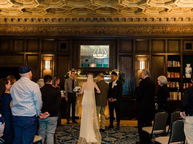 Jojoe and Meegan's Wedding in Portland, Oregon 40