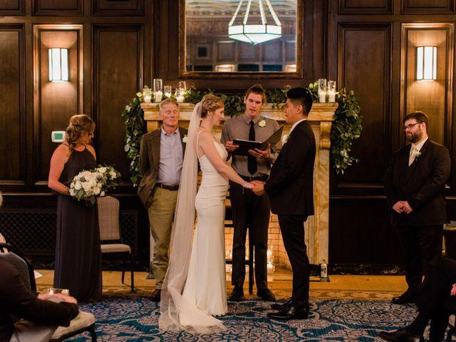 Jojoe and Meegan's Wedding in Portland, Oregon 42