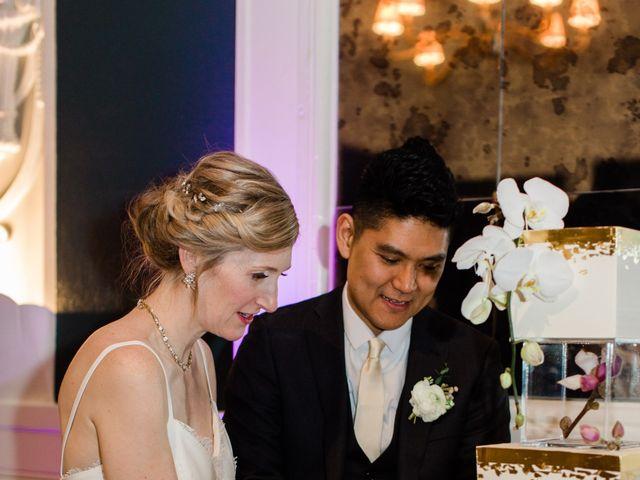 Jojoe and Meegan's Wedding in Portland, Oregon 51