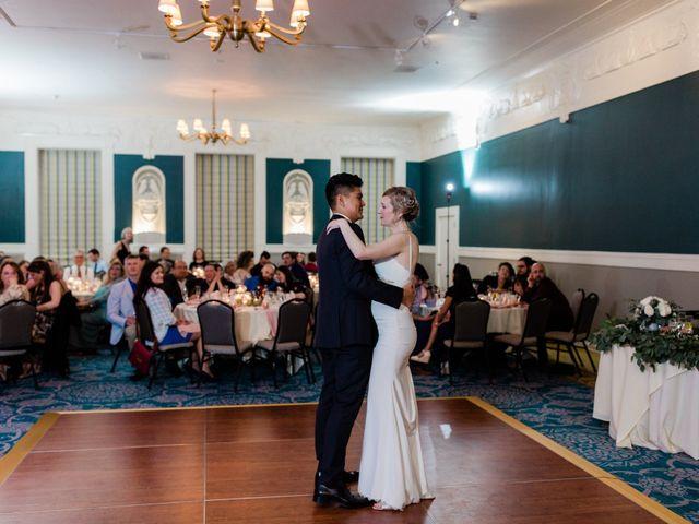 Jojoe and Meegan's Wedding in Portland, Oregon 52