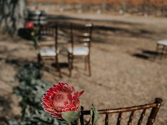 Calvin and Delena's Wedding in Paso Robles, California 3