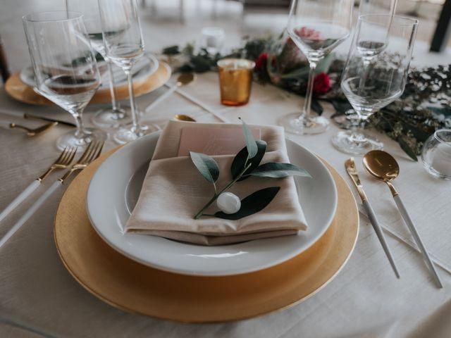 Calvin and Delena's Wedding in Paso Robles, California 6