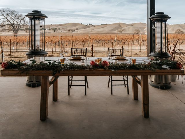Calvin and Delena's Wedding in Paso Robles, California 7