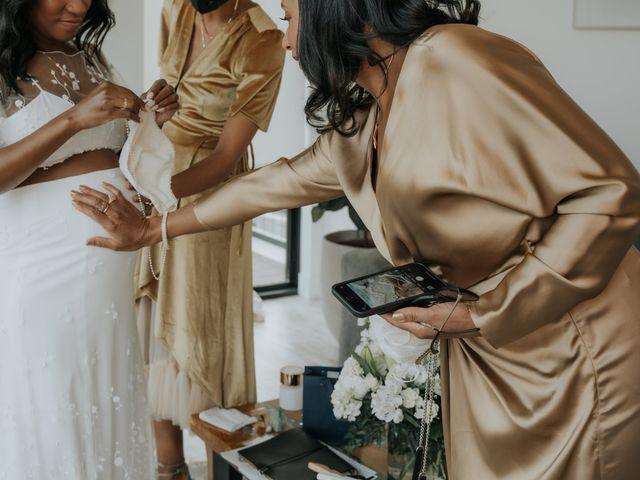 Calvin and Delena's Wedding in Paso Robles, California 15