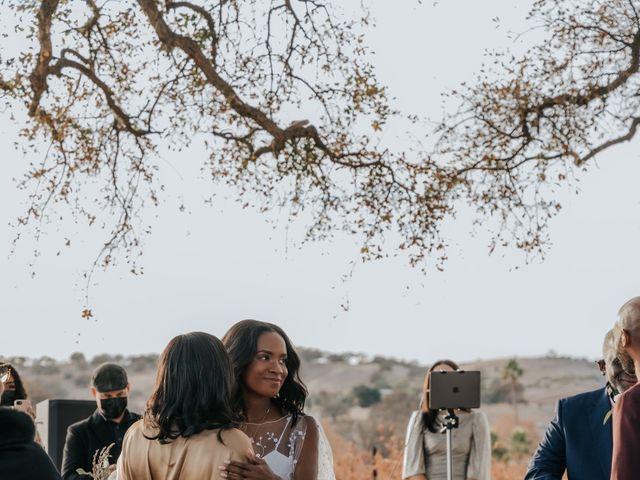 Calvin and Delena's Wedding in Paso Robles, California 17