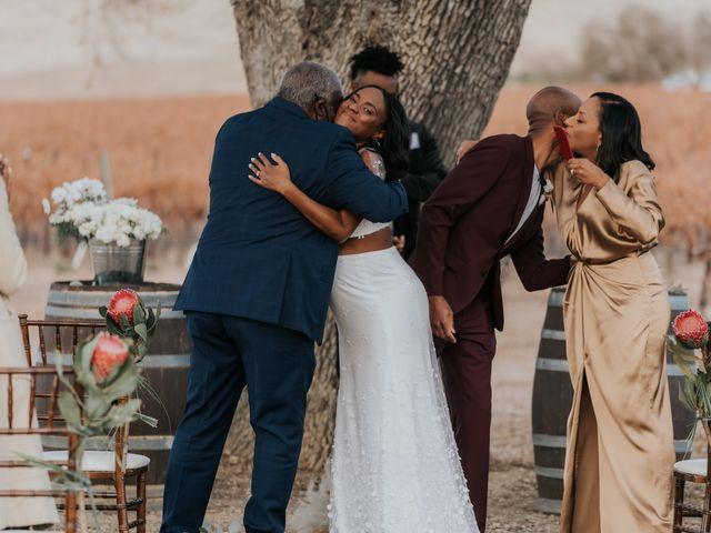 Calvin and Delena's Wedding in Paso Robles, California 22