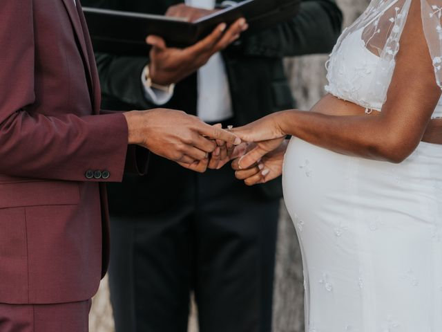 Calvin and Delena's Wedding in Paso Robles, California 23