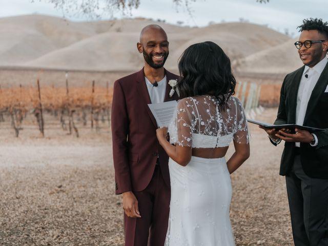 Calvin and Delena's Wedding in Paso Robles, California 24