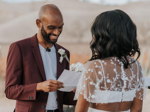 Calvin and Delena's Wedding in Paso Robles, California 25