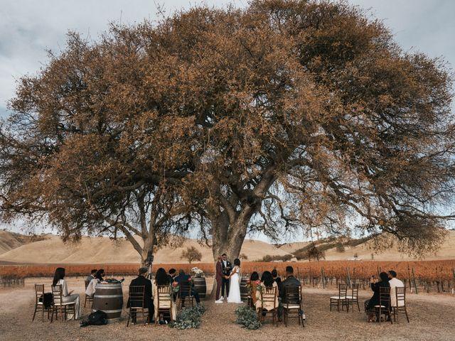 Calvin and Delena's Wedding in Paso Robles, California 26