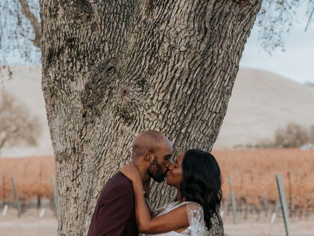 Calvin and Delena's Wedding in Paso Robles, California 29
