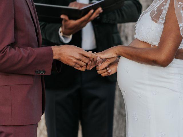 Calvin and Delena's Wedding in Paso Robles, California 35