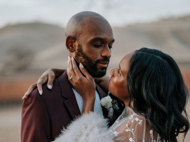 Calvin and Delena's Wedding in Paso Robles, California 37