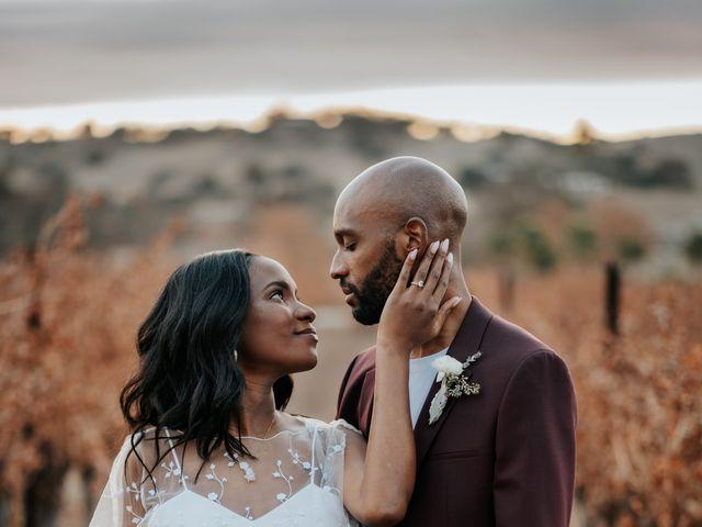 Calvin and Delena's Wedding in Paso Robles, California 38
