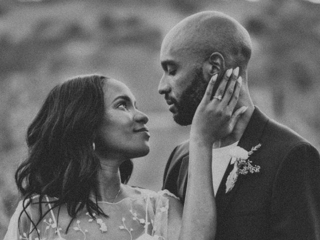 Calvin and Delena's Wedding in Paso Robles, California 39
