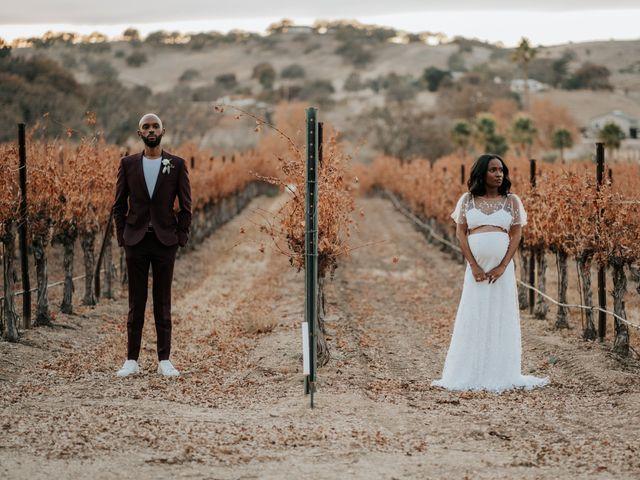Calvin and Delena's Wedding in Paso Robles, California 41